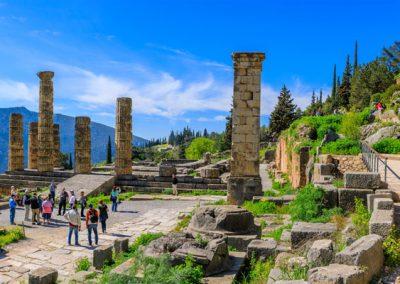 1 Day Tour Delphi