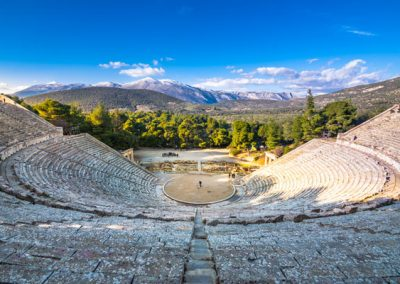 2 Days Argolis Tour (Epidaurus – Mycenae)
