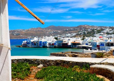 City-Walk Island Tour Mykonos