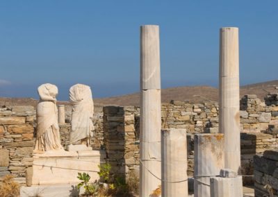 Half Day Tour Delos