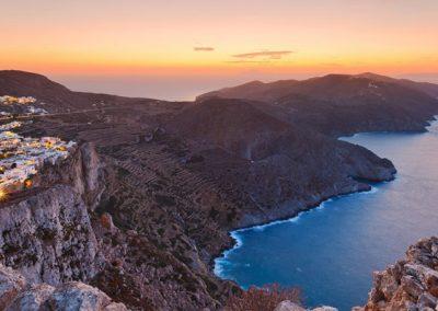 Athens – Folegandros – Santorini – Mykonos