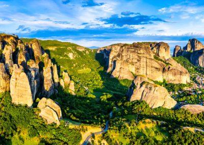 2 Days Delphi & Meteora Tour