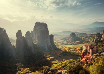 4 Days Classical and Meteora Tour