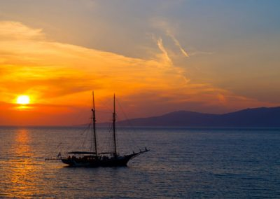 The Sunset Cruise Tour Mykonos
