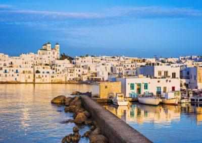 Athens – Mykonos – Paros – Naxos