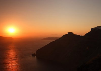 Caldera Sunset Dinner Cruise – Santorini