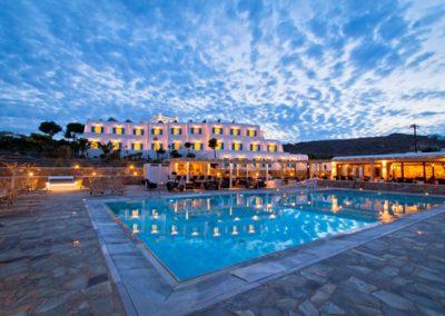 Yiannaki Hotel Mykonos Island