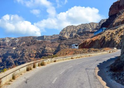SANTORINI TRADITIONAL BUS TOUR IN A DAY
